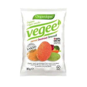 ORANIQUE BIO chips VEGEE, 85g
