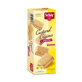 SCHÄR Custard Cream 125g