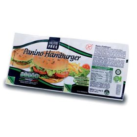 NUTRIFREE Hamburger housky 2x90g