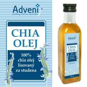 ADVENI CHIA olej 100ml