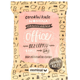 NOMINA Cereální kaše OFFICE 60g EXP. 05/18